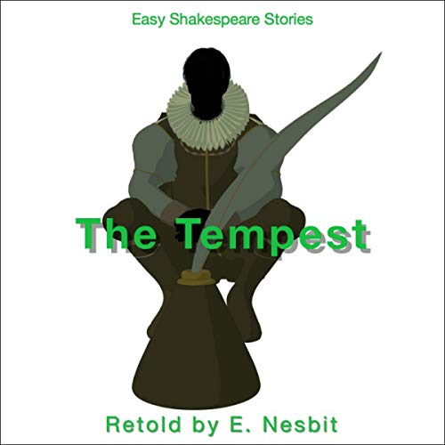 The Tempest Retold by E. Nesbit cover art