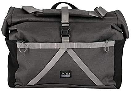 ブロンプトン自治区ロールトップバッグ(新しいTバッグ2020バージョン)Brompton Borough Roll Top Bag (New T-Bag 2020 Version)