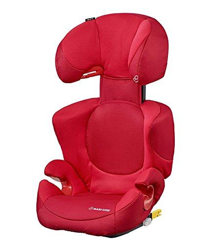 Maxi-Cosi Rodi XP/XP Fix, asiento infantil para coche (grupo 2/3)(a partir de 3,5años hasta aprox. 12años), colección 2017. rojo rojo