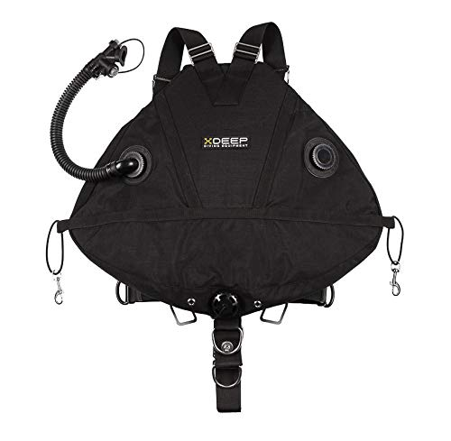 xdeep Stealth 2.0 Tec Side Mount Jacket Juego completo