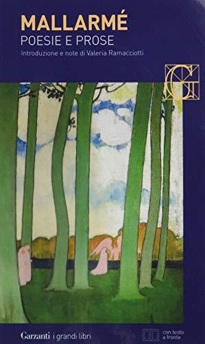 Poesie e prose. Testo francese a fronte