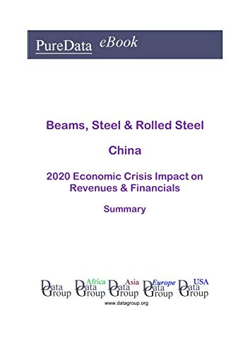 Beams, Steel & Rolled Steel China Summary: 2020 Economic Crisis Impact on Revenues & Financials (English Edition)