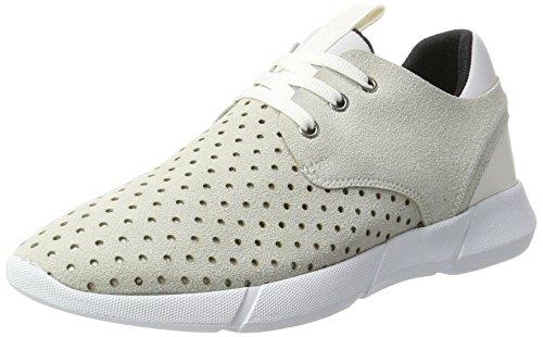 Tamboga Herren 2002 Sneaker, Weiß, 44 EU