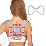 Posture Corrector for Kids Men Women- Smart Posture Back Shoulder Brace - Adjustable Back Straightener Posture Brace for Clavicle Support and Pain Relief from Neck/Back/Shoulder