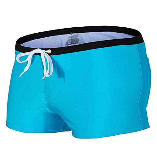 WQZYY&ASDCD Zwembroek boardshorts zwembroek heren nylon badpak sneldrogend sexy badpak voor strand en surfen