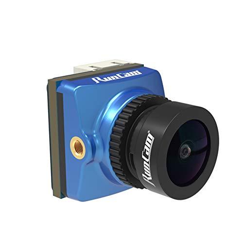 RunCam Phoenix 2 Joshua Edition - Cámara micro FPV 1000TVL FOV 155° Super Global WDR Freestyle FPV con lente de 2,1 mm, conmutable 4:3/16:9 para RC FPV Racing Drone Quadcopter
