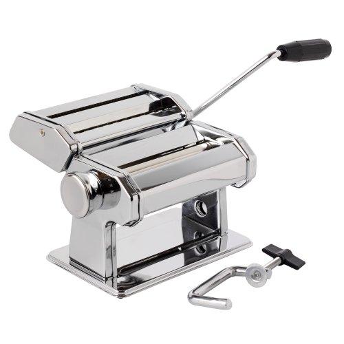 ProCook Nudelmaschine - Pasta Maker - Manuelle Nudelmaschine - für Tagliatelle, Linguini und mehr