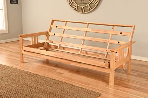 Best Buy! Kodiak Futons Monterey Futon Frame, No Drawers, Natural