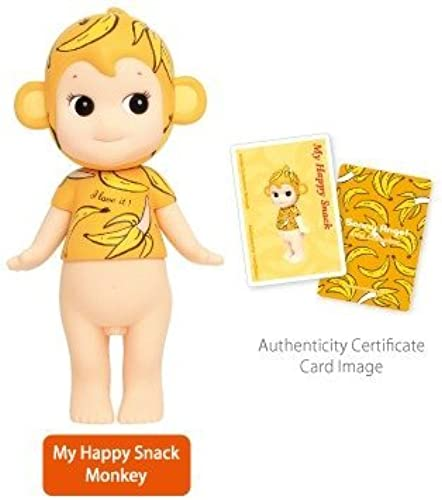 Artist Snack Monkey Sonny Angel Figure by Sonny Angel