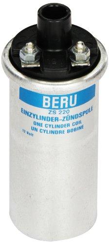 BERU ZS220 Zünd- und Glühanlagen, silber