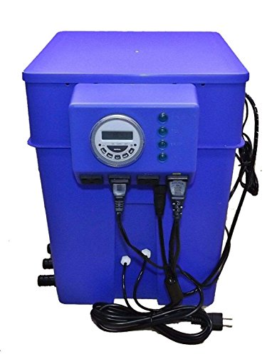 Multi Flow Hydroponics System Gravity Ebb and Flow Bucket Controller Brain Unit …