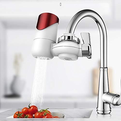 XSGDMN Filtro Agua Grifo 7 etapas Sistema filtración