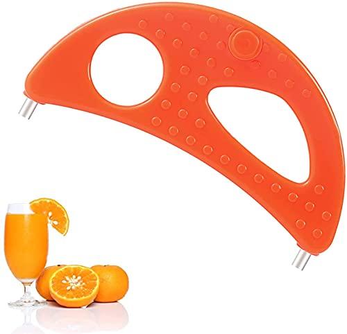 Crescent Tool Compatible with Jack Lalanne Power Juicer CL003AP E1188 E1189 MT1000 Juicer Replacement Parts (Orange)