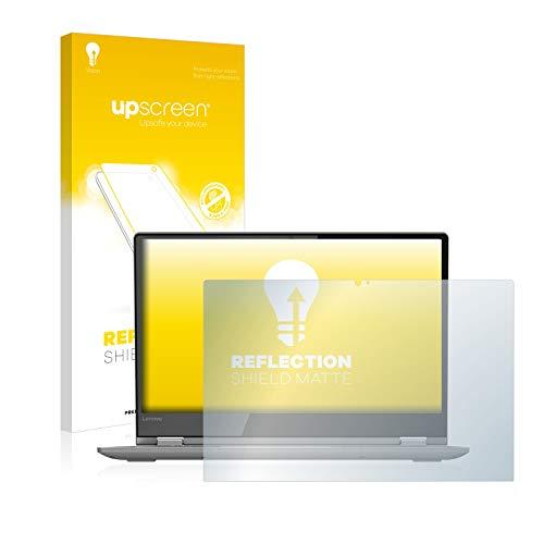 upscreen Entspiegelungs-Schutzfolie kompatibel mit Lenovo Yoga 530 – Anti-Reflex Bildschirmschutz-Folie Matt