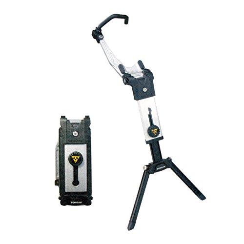 Topeak Unisex-Adult Fahrradständer FlashStand, Black/Silver, One size