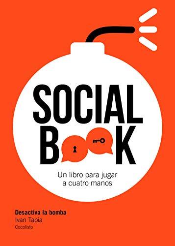 Social book: Desactiva la bomba (Librojuego)