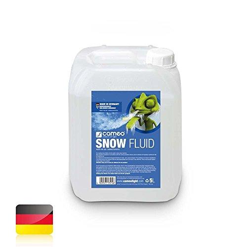 Cameo Snow Fluid 5L - Schneemaschine