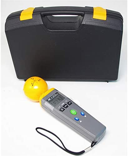 ZXCV Medidor de EMF WiFi 5G 4G, Registrador de Datos triaxial ...