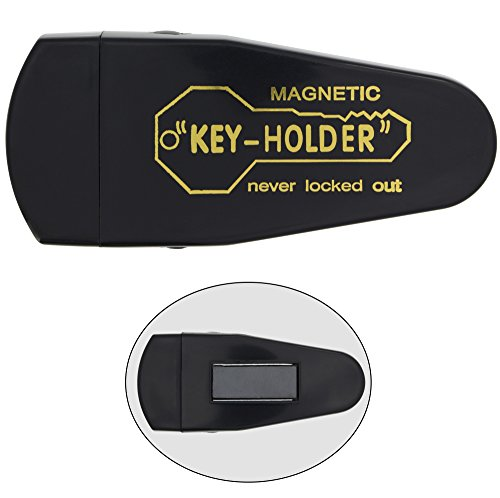 Ram-Pro Large Magnetic Hide-a-Key Holder for Over-Sized Keys - Extra-Strong Magnet