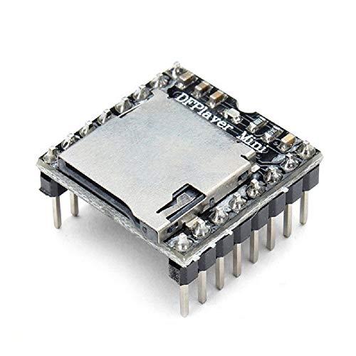 ieenay DFplayer Mini MP3 Player Modul Musik Audio Voice Board für Arduino UNO