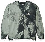 Nudie Jeans Men's Lukas NJCO Circle Tie Dye, M