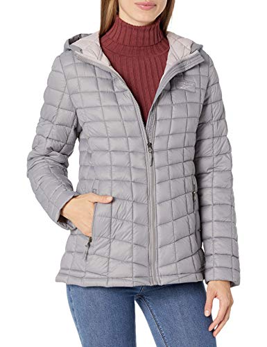 Reebok LADIES Glacier Shield Jacket, 01G GREY, L