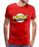 The Big Bang Theory Bazinga Spruch Sheldon Männer