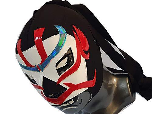 東北の英雄 ザ・グレート・サスケ セミレプリカマスク レスリングマスク レスラーマスク レスリング GREAT ...