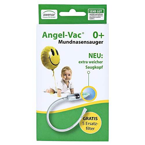 ANGEL VAC Mundnasensauger m.Reinigungsbürste 1 St
