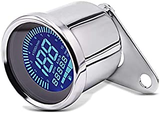 Tacómetro Digital para Honda VTX 1800/1300 / C/R/S TXR Cromo