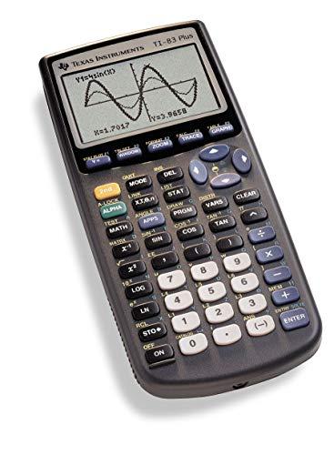 Texas Instruments TI-83 Plus Graphing Calculator (Renewed) Photo #2