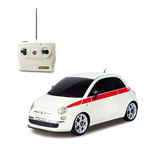 R/C Auto Motorama-1/20 Fiat Nuova 500 Bianca