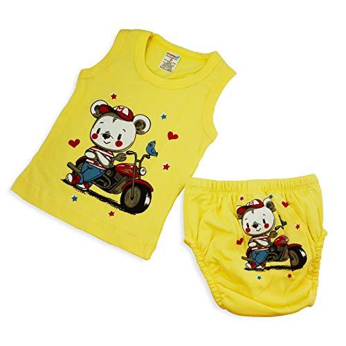 OZYOL Juego de pantalones de entrenamiento para aprender a ir al baño, reutilizables, pañales para aprender a aprender a ir al baño, ropa interior para bebés amarillo 5 años