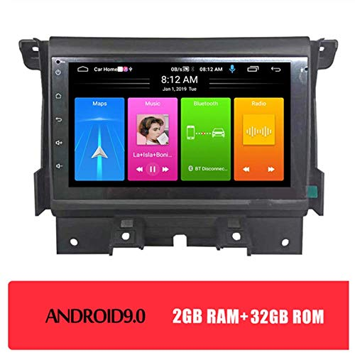 Check Out This Tlyd 7-Inch Android 9.0 Car Radio with GPS / 4G / WiFi/Bluetooth/Steering Wheel Contr...