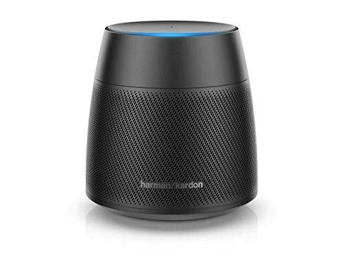 Harman Kardon Astra Bluetooth Speaker with Alexa (Astra) Black - Renewed