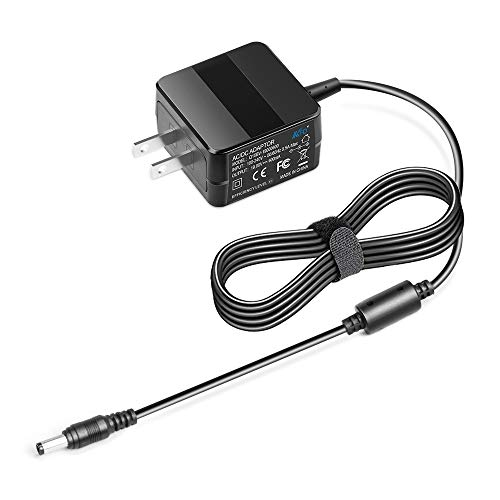 KFD 19V AC DC Adapter Power Supply Cord for Shark Ion Robot RV700 RV720 RV725 N RV750 R850 RV852 Vacuum DK18-190060H-U Ecovacs DN622 Deebot N79 S Pro DN79 RoboVac 11 T2102 Pyle PUCRC25 Charger