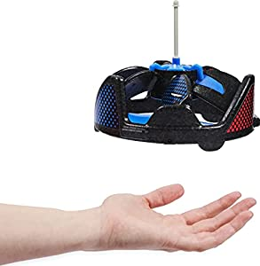 Air Hogs Gravitor with Trick Stick, USB Rechargeable Flying Toys, Drones for Kids aged 4 and up by Spin Master