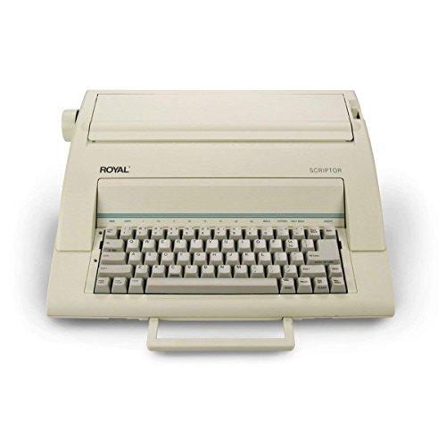 Scriptor Typewriter