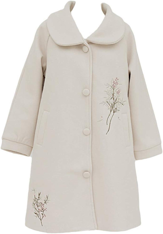 Women's Jacket Long Loose Large Size Button Jacket