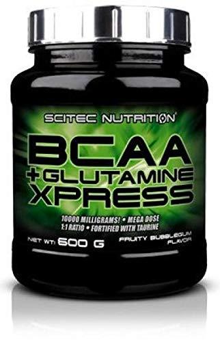 Scitec Nutrition BCAA+Glutamine Xpress, Long Island Ice Tea, 600 g