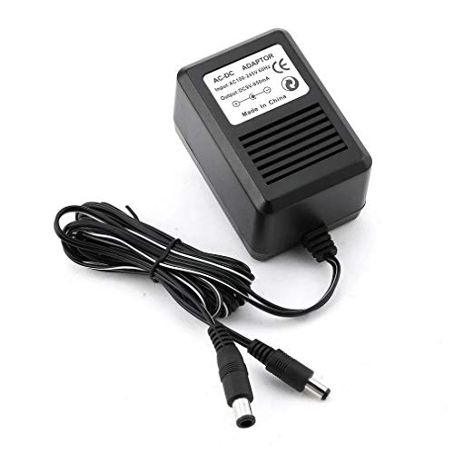 CHILDMORY Power Supply AC Power Adapter Cord 3 in 1 US Plug for NES US Version, SNES, SEGA Genesis Console
