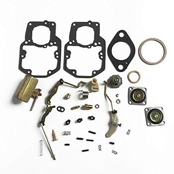 Autolite 1100 1101 Carburetor Rebuild repair kit