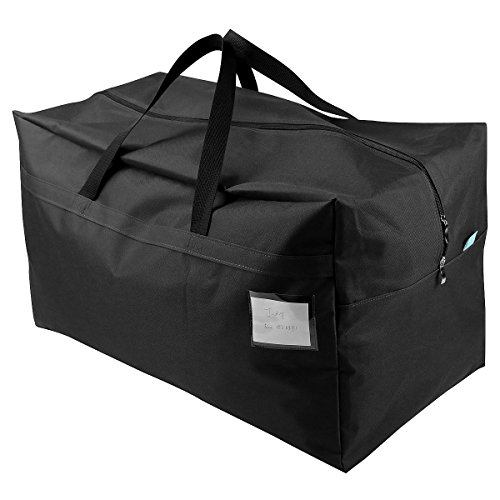 iwill createpro 100L Sacs de Rangement étanches pour Garage - Grenier - étagères, Meilleur Choix pour couettes, oreillers, couvertures