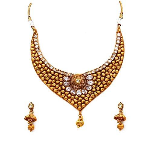 JewelryGift Público profesional. Personas consumidores chapado en oro-cobre Rubí, cristal, perla