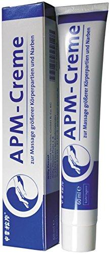 APM-Creme Spar-Set 3x60ml. Zur Pflege von Narben. Besonders geeignet für den Einsatz in der Penzel-Therapie.