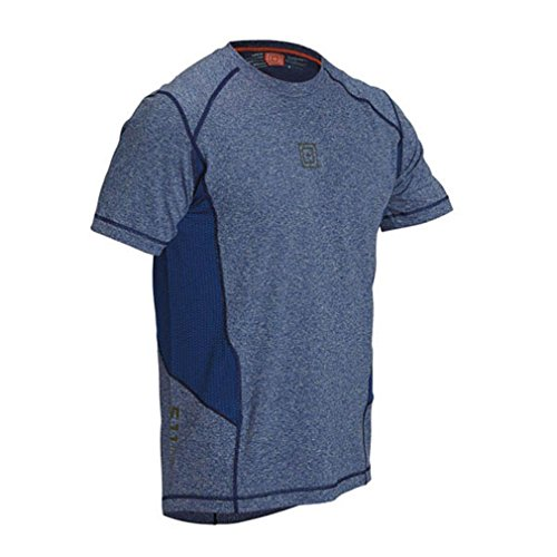 5.11 Tactical Maillot De Corps Performance Top Homme, Nautical, FR (Taille Fabricant : XXL)