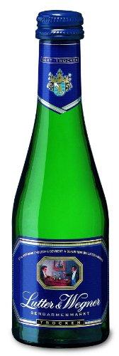 Lutter & Wegner Sekt Gendarmenmarkt trocken 11% 24-0,2l Piccolo Flaschen
