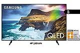 Typ: Samsung QLED TV Q70R, Referenzgerät in Black Q HDR 1. 000 rt satte, exakte Farben und tiefe Kontraste Q Picture: 100% farbvolumen dank Quantum Dots, DIRECT Full array 8x sorgt für unsere bislang besten Kontrastwerte. Immersives Gamingerlebnis mi...