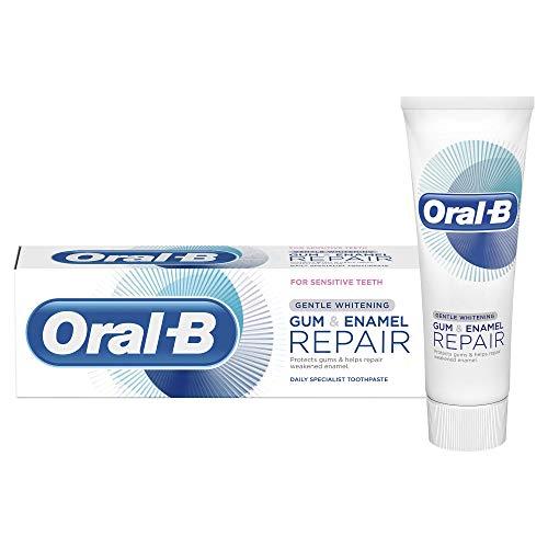 Oral-B, Gum Enamel Repair Gentle Whitening Toothpaste, 75 ml