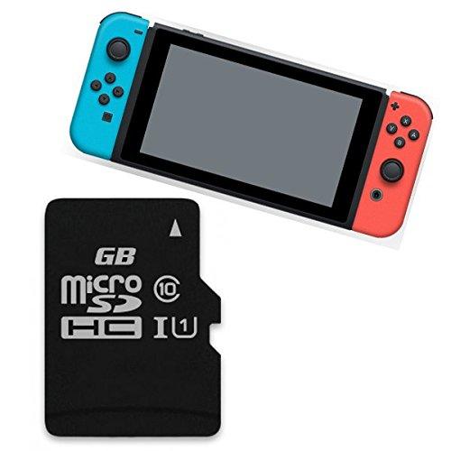 32GB Micro SDHC Class 10 - Nintendo Switch & Lite Memory Card